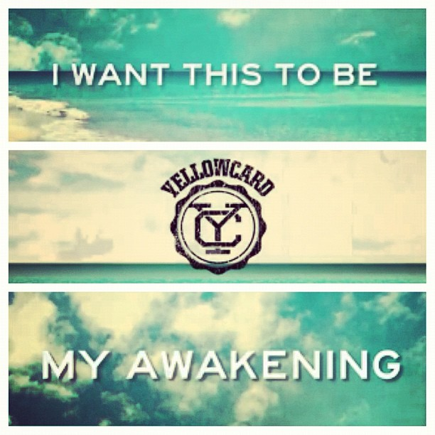 Yellowcard - Awakening