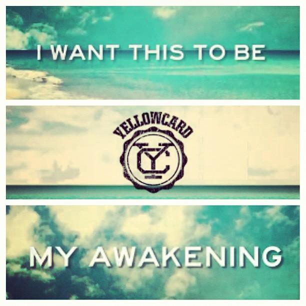 Yellowcard - Awakening