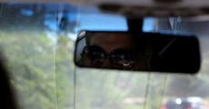 Anna Terra dirigindo o Novo Ford Ecosport