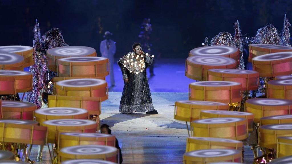 BNegão achou que era trote quando recebeu convite para cantar nas Olimpíadas