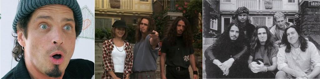 Chris Cornell no filme Singles