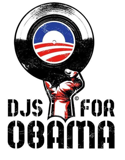 DJs-For-Obama