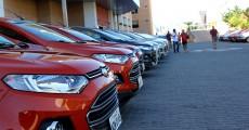 Dezenas de Novos Ford Ecosport