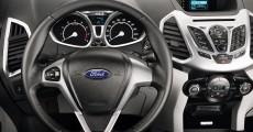 Novo Ford EcoSport Cluster Titanium