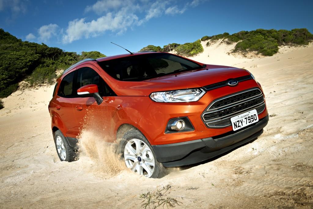 Novo Ford EcoSport Titanium