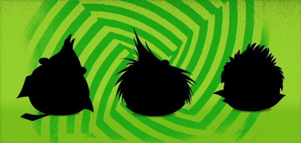 Green Day em Angry Birds