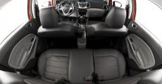 Interior Novo Ford EcoSport Titanium