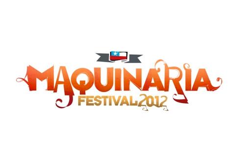 Maquinaria Chile 2012