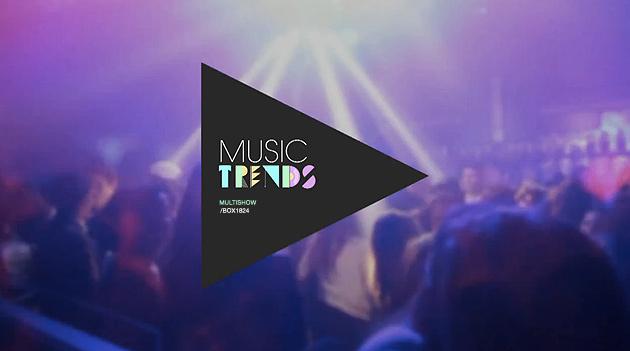Multishow HD estreia o programa nacional Music Trends