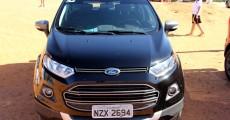 Novo Ford Ecosport testado pelo TMDQA!