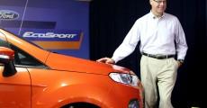 Steven Armstrong, presidente da Ford Brasil
