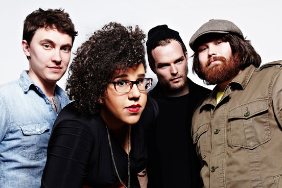 Alabama Shakes no Jimmy Kimmel Live