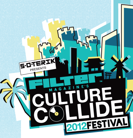 Filter Magazine's Culture Collide