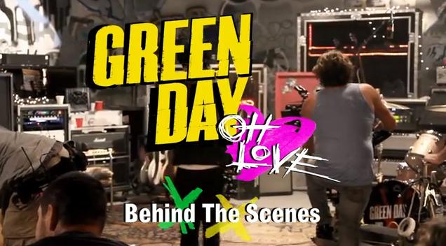 Green Day - Making Of de