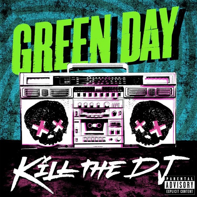 Veja a capa no novo single do Green Day