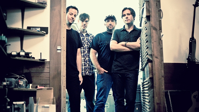 Jimmy Eat World está gravando um EP de covers