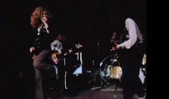 Led Zeppelin no Royal Albert Hall