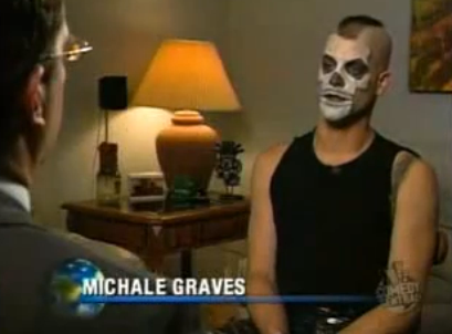 Michale Graves no Daily Show