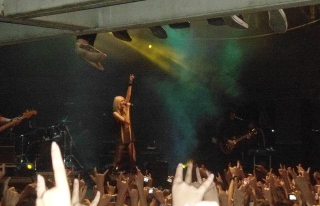 Resenha: The Pretty Reckless no Rio de Janeiro (05/08/12)