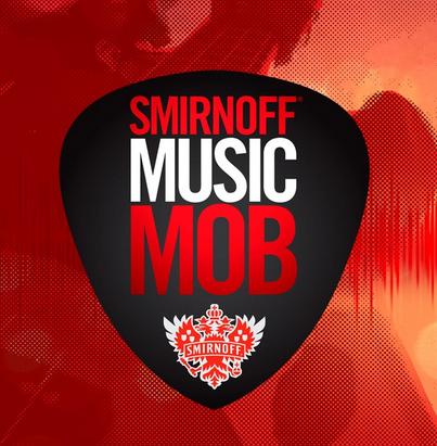 Smirnoff Music Mob