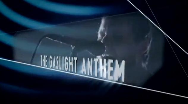 The Gaslight Anthem no Letterman