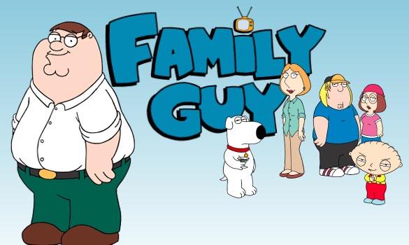 Uma Família da Pesada (Family Guy)