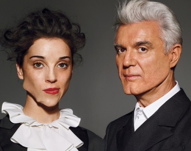 David Byrne e St-Vincent - Love This Giant