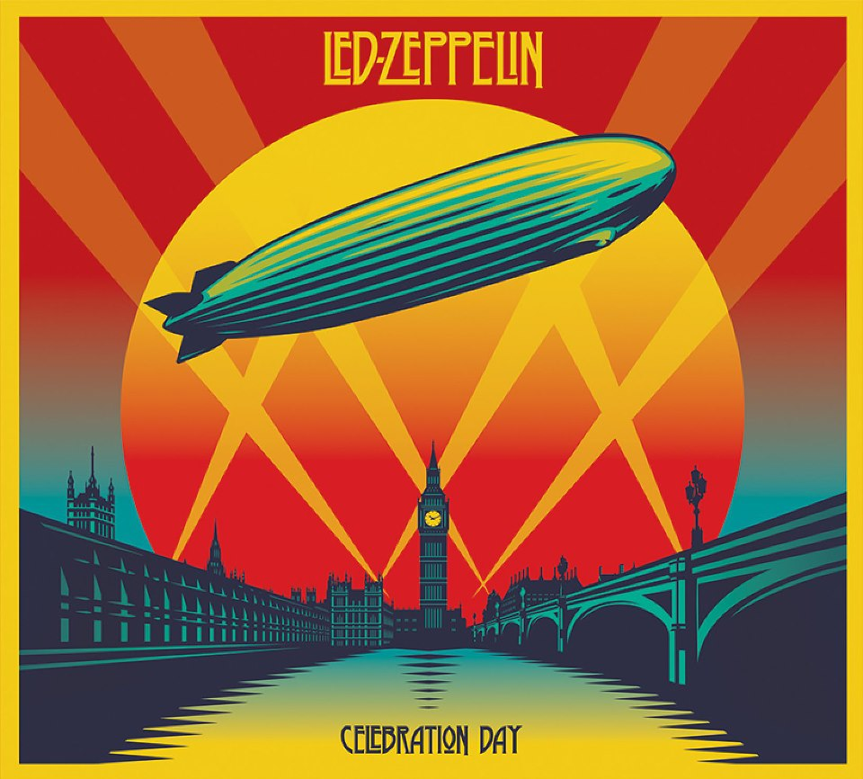 Led Zeppelin Divulga Mais Um Vídeo De Celebration Day
