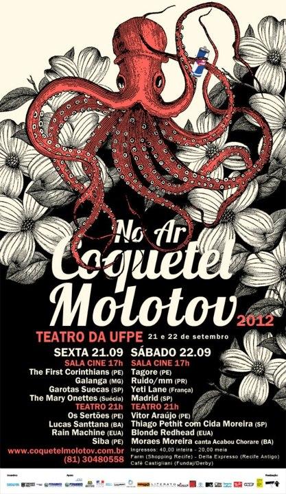 No Ar Coquetel Molotov 2012