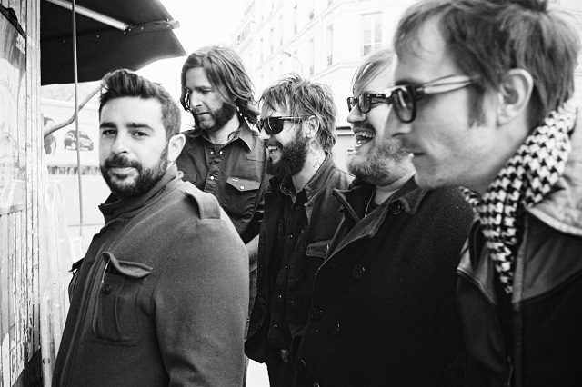 Na televisão: Band of Horses e The Avett Brothers