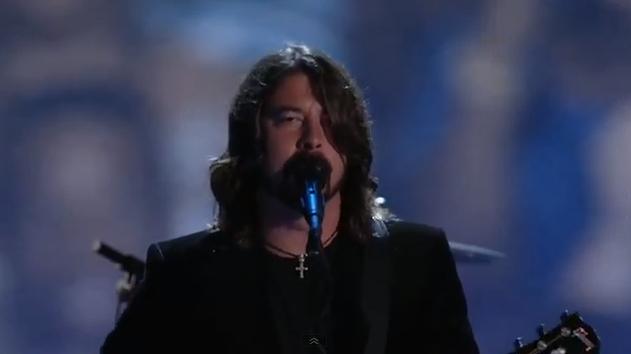Foo Fighters na Convenção Democrata