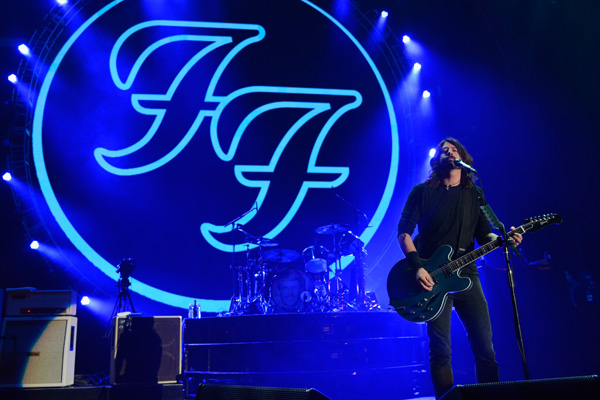 Assista ao último show do Foo Fighters com a turnê Wasting Light