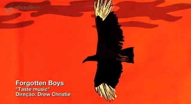 """Taste Music"" do Forgotten Boys ganha clipe"