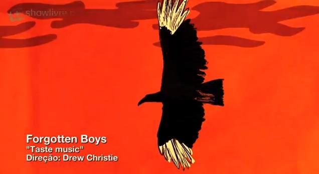 """""""Taste Music"""" do Forgotten Boys ganha clipe"""