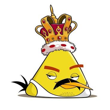 Freddie Mercury em Angry Birds
