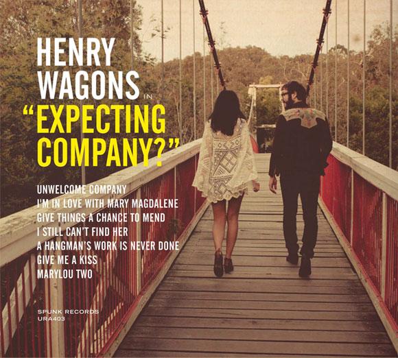 """Henry Wagons libera para audição """"Unwelcome Company"""", faixa com Alison Mosshart"""