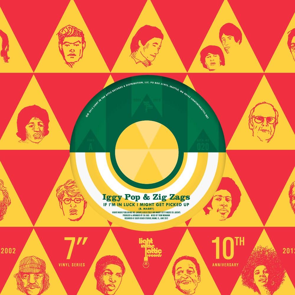 Iggy Pop & The Zig Zags