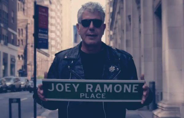 "Joey Ramone - ""New York City"""