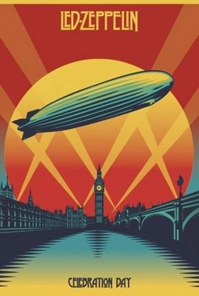 Led Zeppelin - Celebration Day nos cinemas