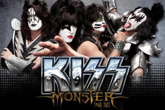 Produtora anuncia três shows do KISS no Brasil