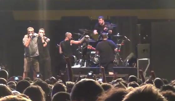 Rise Against toca cover de Black Flag com membros do Descendents