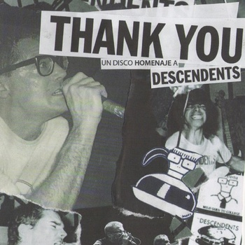 Thank You: Un Disco Homenaje a Descendents