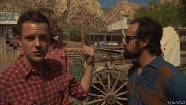 Assista a documentário sobre The Killers