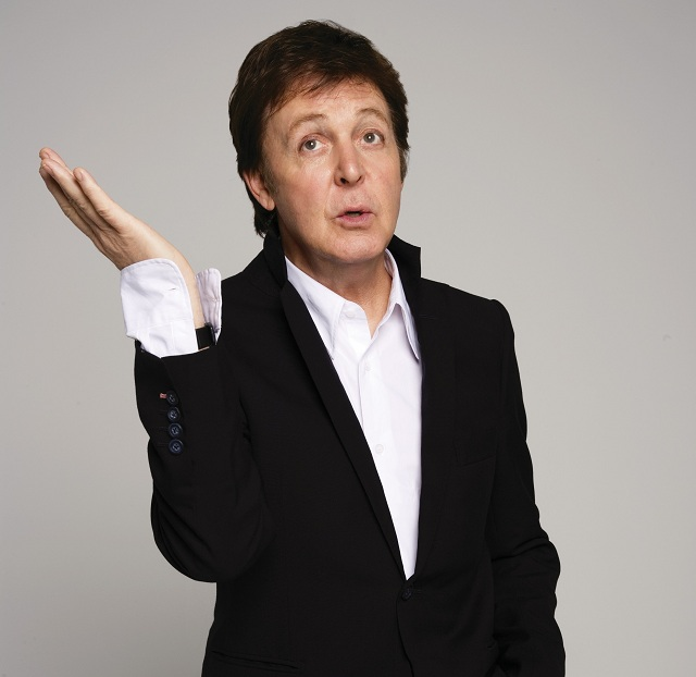 Paul McCartney é eleito o vocalista mais rico do mundo
