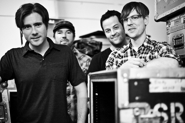 Jimmy Eat World termina gravação de novo álbum
