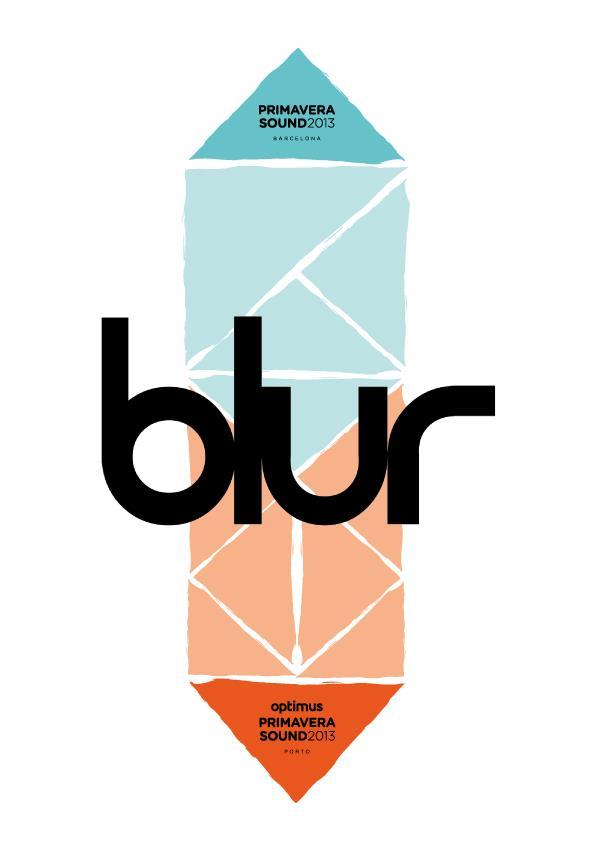 Blur confirma únicos shows na Espanha e Portugal em 2013