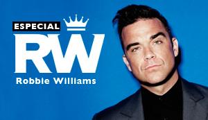 Especial Robbie Williams