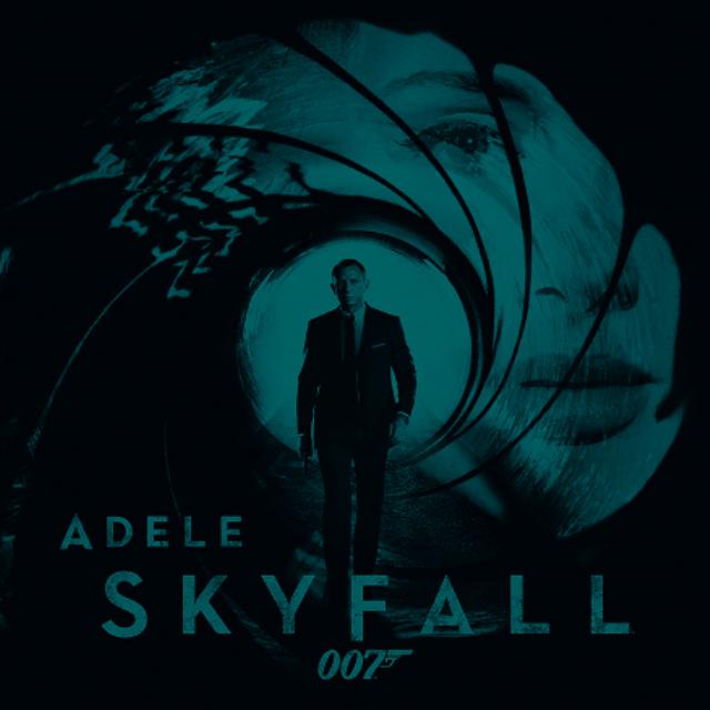Adele pode gravar novo tema da franquia 007