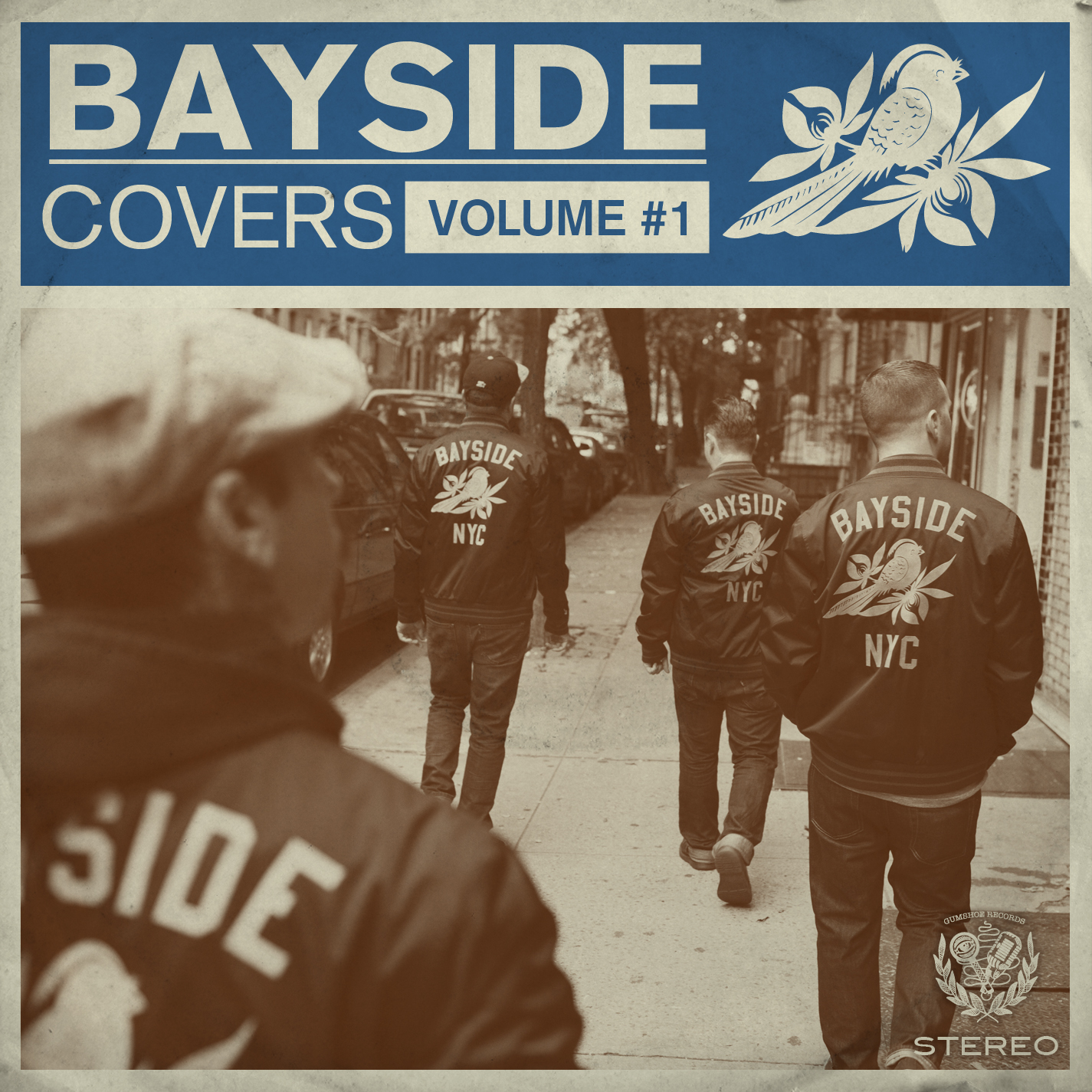 Bayside - Covers: #Volume 1