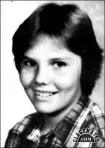 Billy Corgan quando era criança